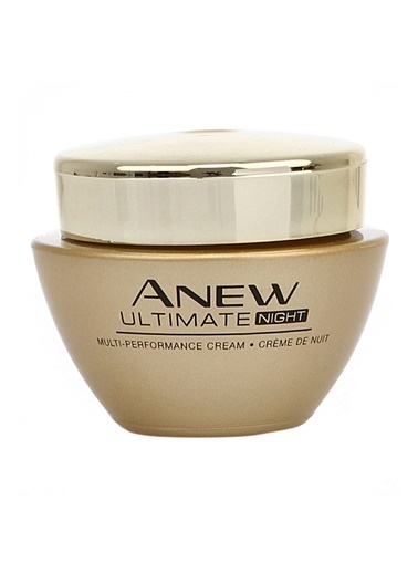 Avon Ultimate Multi-Performance Gece Kremi 50 ml Renksiz